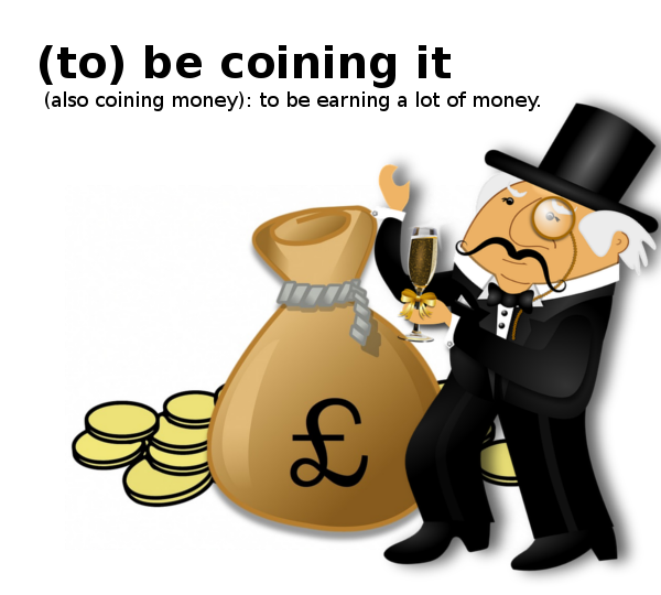 to be coining money